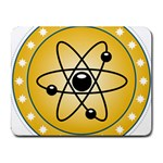 Atom Symbol Small Mouse Pad (Rectangle)