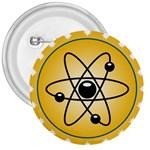 Atom Symbol 3  Button