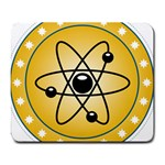 Atom Symbol Large Mouse Pad (Rectangle)