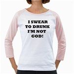GOD Girly Raglan