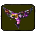 Rainbow Hummingbird Netbook Case (XXL)