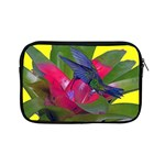 Rainbow Hummingbird Apple iPad Mini Zipper Case