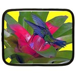 1hummingbird Flower 615 Netbook Case (XXL)