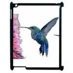Hummingbird after the rain 615 Apple iPad 2 Case (Black)