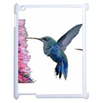 Hummingbird after the rain 615 Apple iPad 2 Case (White)