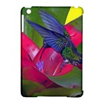 1hummingbird Flower 615 Apple iPad Mini Hardshell Case (Compatible with Smart Cover)