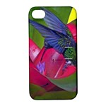 1hummingbird Flower 615 Apple iPhone 4/4S Hardshell Case with Stand