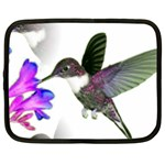 Hummingbirds in Flight Netbook Case (Large)