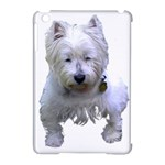 Westie Apple iPad Mini Hardshell Case (Compatible with Smart Cover)