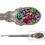 Rainbow of Butterflies Letter Opener