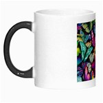 Rainbow of Butterflies Morph Mug