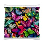 Rainbow of Butterflies Cushion Case (One Side)