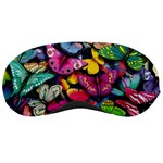Rainbow of Butterflies Sleeping Mask