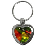 Butterfly Key Chain (Heart)
