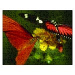 Butterfly Jigsaw Puzzle (Rectangular)
