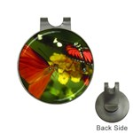 Butterfly Golf Ball Marker Hat Clip