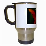Butterfly Travel Mug (White)
