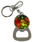 Butterfly Bottle Opener Key Chain