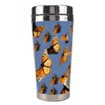 Monarch Butterfly Stainless Steel Travel Tumbler