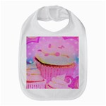 Cupcakes Covered In Sparkly Sugar Bib