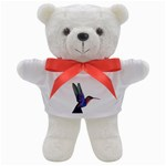 Rainbow Hummingbirds Teddy Bear