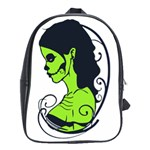 Day Of The Dead School Bag (XL)