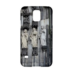 Cologne Cathedral Entrance Statues Samsung Galaxy S5 Hardshell Case  by stineshop