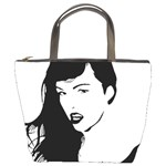 Pin Up Bucket Bag