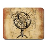 Discover The World Small Mouse Pad (Rectangle)