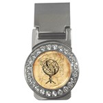 Discover The World Money Clip (CZ)
