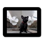 French Bulldog Small Mouse Pad (Rectangle)