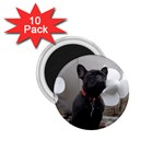 French Bulldog 1.75  Button Magnet (10 pack)