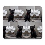 French Bulldog Large Mouse Pad (Rectangle)
