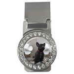 French Bulldog Money Clip (CZ)