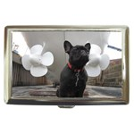 French Bulldog Cigarette Money Case