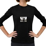 French Bulldog Women s Long Sleeve T-shirt (Dark Colored)