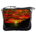 Alyssa s Sunset Messenger Bag