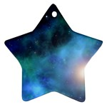Amazing Universe Star Ornament