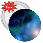 Amazing Universe 3  Button (10 pack)