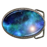 Amazing Universe Belt Buckle (Oval)