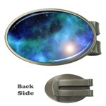 Amazing Universe Money Clip (Oval)