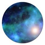 Amazing Universe Magnet 5  (Round)