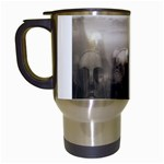 Ghosts in the Machine Goth Horror Travel Mug (White)