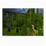 Gothic Fantasy Graveyard Postcards 5  x 7  (Pkg of 10)