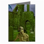 Gothic Fantasy Graveyard Greeting Cards (Pkg of 8)