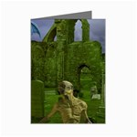 Gothic Fantasy Graveyard Mini Greeting Cards (Pkg of 8)