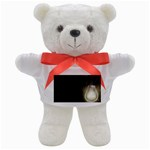 Goth Haunted House Lightbulb Teddy Bear