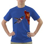 Ruby Throated Hummingbird Dark T-Shirt