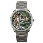 Leopard 2 Sport Metal Watch