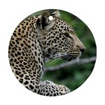 Leopard 2 Ornament (Round)